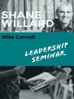Leadership Seminar (hosting Shane Willard)
