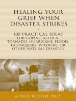 Healing Your Grief When Disaster Strikes