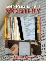 Self-Publishers Monthly, December 2013: January 2014