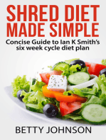 Shred Diet Made Simple