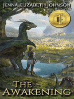 The Legend of Oescienne - The Awakening (Book Three)
