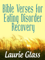 Bible Verses for Eating Disorder Recovery