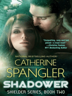 Shadower — A Science Fiction Romance (Book 2, Shielder Series)