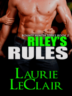 Riley's Rules (Book 2 - The Bounty Hunter Series)