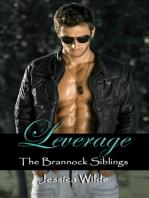 Leverage (The Brannock Siblings, #1)