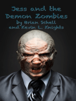 Jess and the Demon Zombies