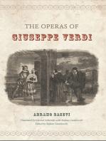 The Operas of Giuseppe Verdi