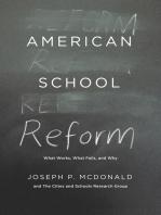 American School Reform