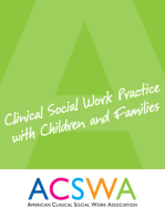 Clinical Social Work Practice with Children and Families