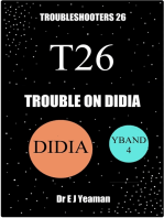 Trouble on Didia (Troubleshooters 26)