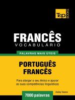 Vocabulário Português-Francês