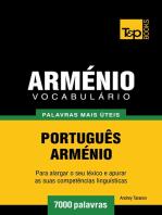 Vocabulário Português-Arménio