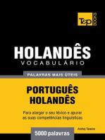 Vocabulário Português-Holandês