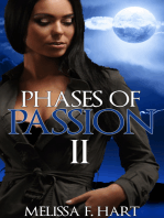 Phases of Passions II (Trilogy Bundle) (Werewolf Romance - Paranormal Romance)