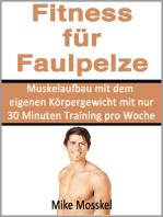 Fitness Für Faulpelze