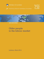 Older People in the Labour Market
