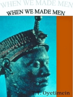 When We Made Men