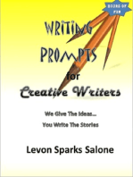 Writing Prompts For Creative Writers