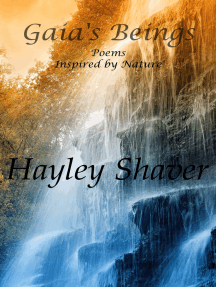 Gaia's Beings: Poems Inspired by Nature