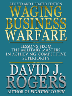 Waging Business Warfare