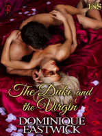 The Duke and the Virgin (House of Lords #1)