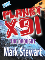 Planet X91 The Drought