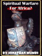 Spiritual Warfare For Africa?