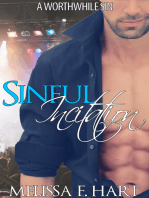 Sinful Incitation (A Worthwhile Sin, Book 3) (Rockstar BBW Erotic Romance)