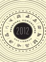 Personal Horoscopes 2012