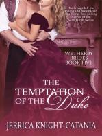 The Temptation of the Duke (Regency Romance)