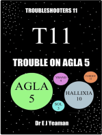 Trouble on Agla 5 (Troubleshooters 11)
