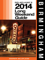Birmingham (Ala.) - The Delaplaine 2014 Long Weekend Guide