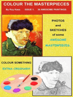 Color the Masterpieces