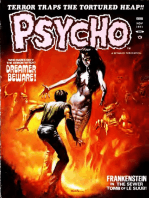 Skywald Comics: Psycho Issue 05