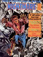 Skywald Comics: Nightmare Issue 22