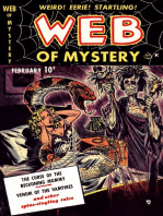 Web of Mystery Issue 01