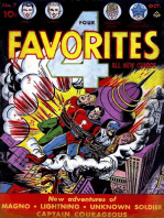 Four Favorites Comics Issue 07
