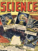 Science Comics Issue #1 (Ace Comics)