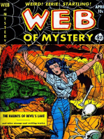 Web of Mystery Issue 08
