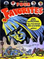 Four Favorites Comics Issue 29