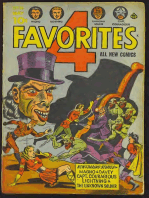 Four Favorites Comics Issue 14