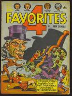 Four Favorites Comics Issue 14