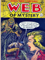 Web of Mystery Issue 15