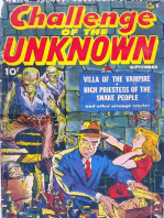 Challenge of the Unknown Issue #6 (Ace Comics)