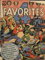 Four Favorites Comics Issue 08