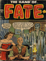 The Hand of Fate (Ace Comics) Issue #10 (April 1952)