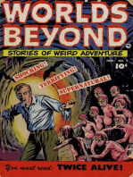 Worlds Beyond Comics (Fawcett Comics) Issue #001