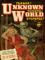Unknown World Comics Issue #1 (Later Strange Stories from Another World) (Fawcett Comics)