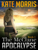 The McClane Apocalypse Book One