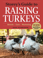 Storey's Guide to Raising Turkeys, 3rd Edition